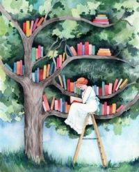 Heatherlee Chan - The Reader & the Tree
