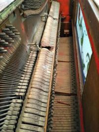 Andrew Kohler-Upright Player Piano-hx