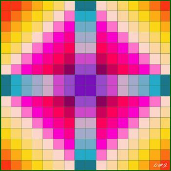 Colouring squares :)) III