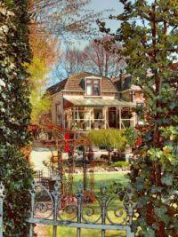 Nice house & nice garden in Oudewater
