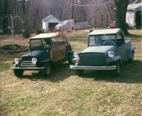 1952 and 1964 King Midget