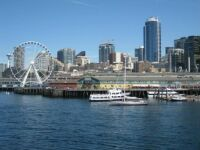 Ferry from Seattle
