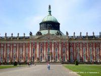 GERMANY - Potsdam - Sanssouci Palace