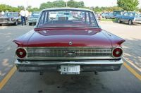 1962 Ford Fairlane Canted Thin Fins
