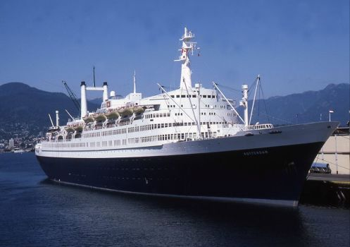 SS Rotterdam in Vancouver
