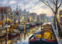 Evgeny Lushpin - Along the Canal