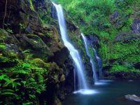 Island Falls, Maui, Hawaii