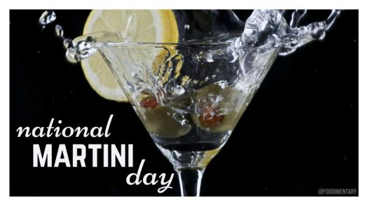 June 19th is National Martini Day