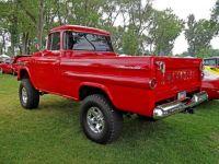 1959 Chevy Fleetside 4X4