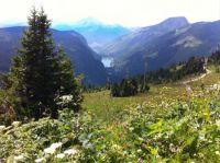 Lac de Montriond, French Alps