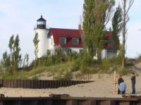Pt. Betsie Lighthouse, Frankfort, Mi