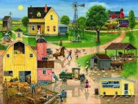 After the chores by Bob Pettes