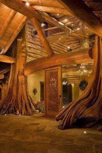 Granduer in wood