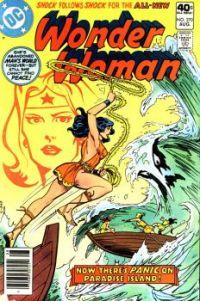 "Wonder Woman ""Panic On Paradise Island"""