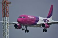 Wizzair at Luton