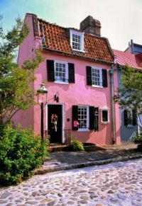 The Pink House, Charleston, SC