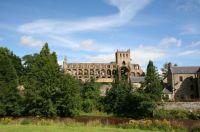 Ruins of Jedburh Abbey