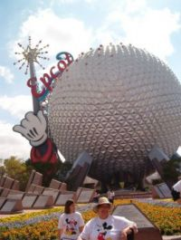 Epcot By Day