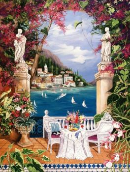 Romantic Bellagio-Sharie Hatchett Bohlmann