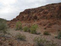 Rugged back country of the Arizona desert