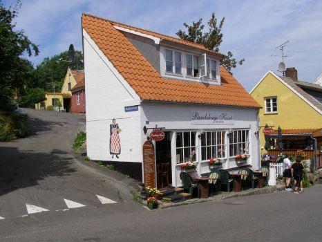 Snímek z Bornholmu