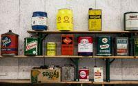 Oldtimer's oil