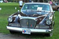 Studebaker GT Hawk, Harvey