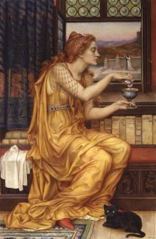 the love potion, 1875