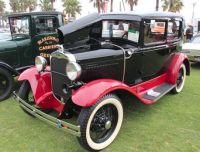 """Ford """"Model A"""" Deluxe Tudor  -  1930"""