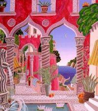 Moorish Garden