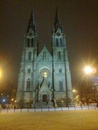 Sv. Ludmila Praha