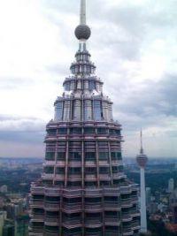 Petronas Towers, Kuala Lumpar, Malaysia.