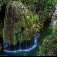 Romanian Waterfall