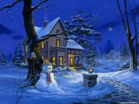 Once Upon A Winter's Night by Michael Humphries