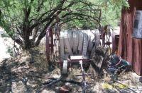 Old Fire Hose, Gammon's Gulch