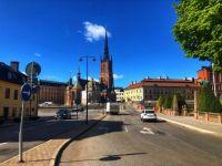 Stockholm - Riddarholmskyrkan
