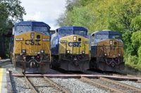ES44AC, AC44CW & ES40DC