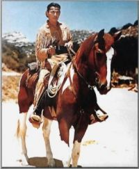 THEME: Horses Tonto (Jay Silverheels) and Scout