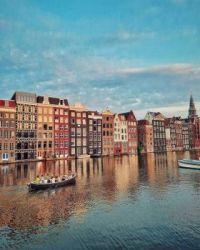 Damrak Street, Amsterdam