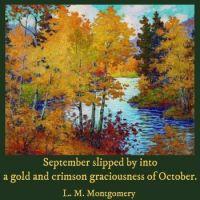 Glorious October