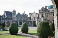 A VIEW OF ABBOTSFORD HOUSE