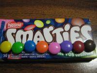 Proper Canadian Smarties chocolate candies