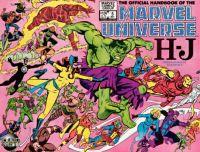 Marvel Universe Handbook H-J