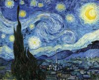 Starry Starry Night, for wjl1015