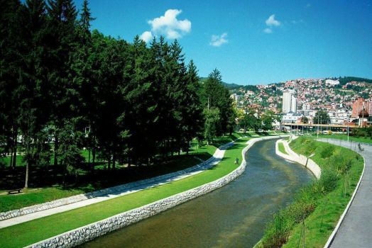 My river and my town