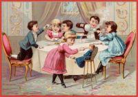 A Decorous Tea Party