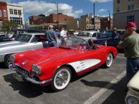 1958 Corvette
