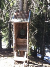 Theme: Outhouses out and about