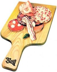 Themes Vintage ads - Bell meat processing company 1939