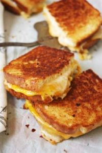 grilled cheese sandwich the garlic diaries
